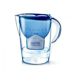 德国碧然德Brita滤水壶Marella系列3.5L蓝(含一壶一芯)