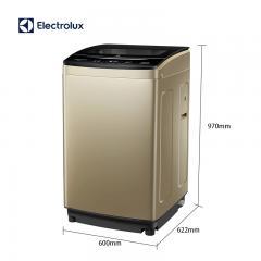 伊莱克斯/Electrolux EWT1012JG 10公斤全自动变频家用节能波轮洗衣机 洗脱一体