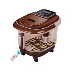 毕梵全自动电动深桶加热家用按摩足疗泡脚器足浴盆