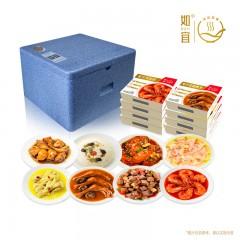 如宜菜肴礼盒398型